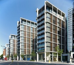 110731 Rogers Stirk Harbour One Hyde Park pan