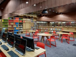 120704 Coffey Architects BFI Library 014
