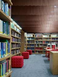 120704 Coffey Architects BFI Library 042