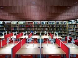 120704 Coffey Architects BFI Library 060