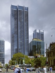 Foster and Partners Lumiere Sydney  00211