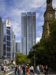 Foster and Partners Lumiere Sydney  00381