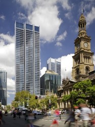 Foster and Partners Lumiere Sydney  01721