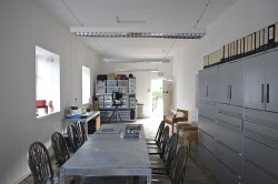 the Clocktower, workshop room